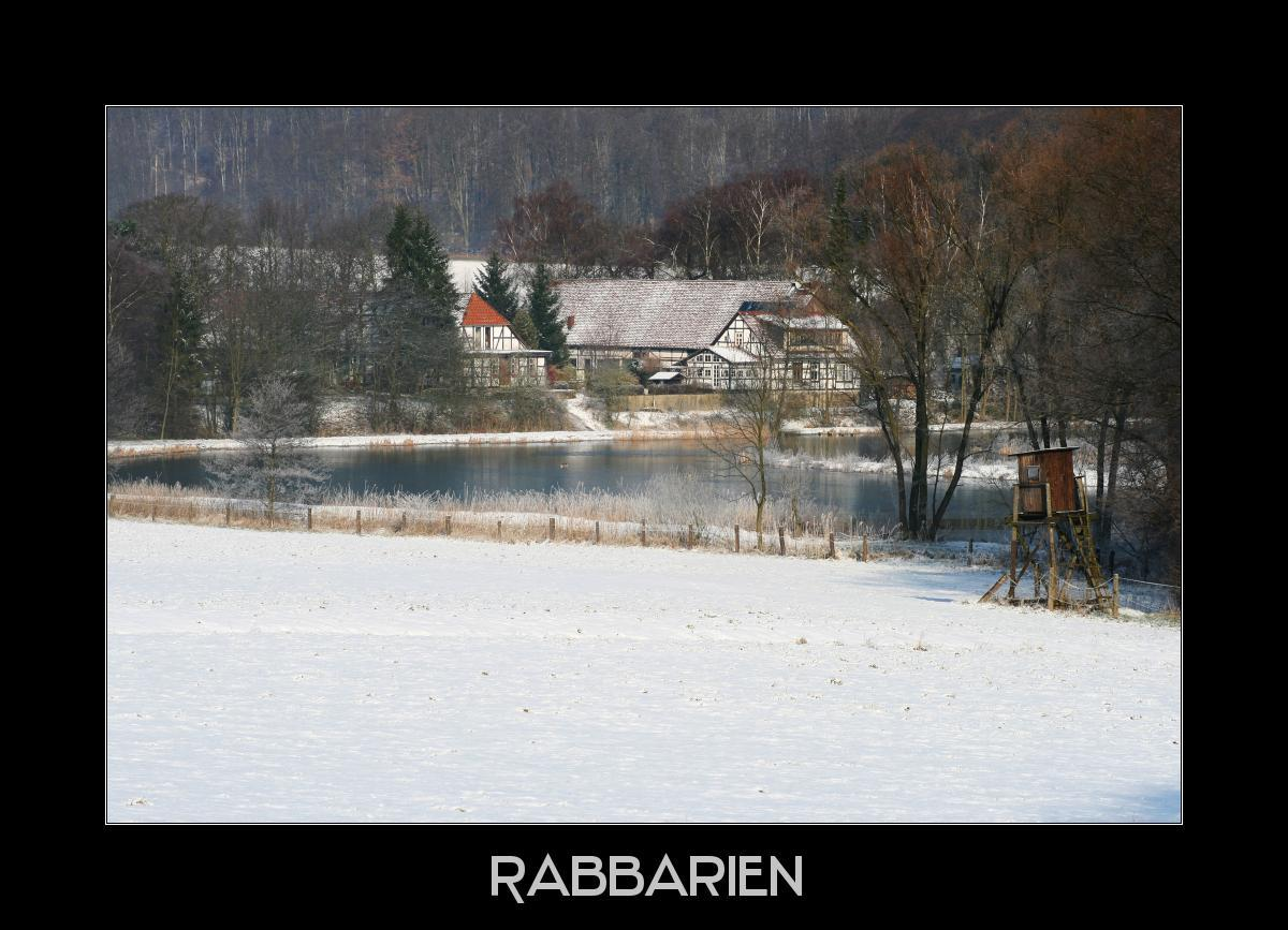Reitlingstal im Winter