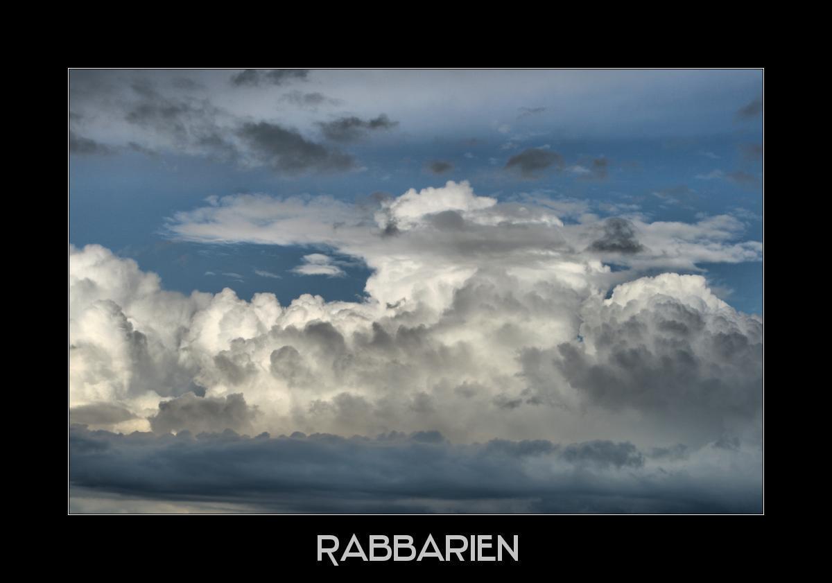 Cumulonimbus Wolke