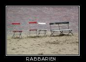 Klappst�hle am Strand